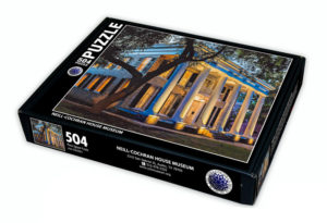 Neill Cochran House Museum Custom Branded Puzzles