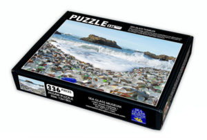 Sea Glass Museum Branded Puzzle